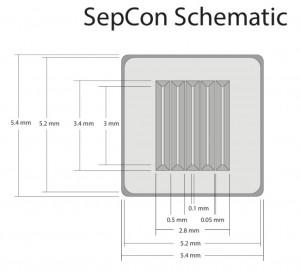 SepCon Schematic