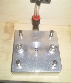 Burst Pressure Measurement Holder